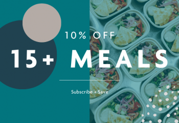 15+ meals subscription