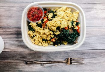 Brunch Tofu Scramble