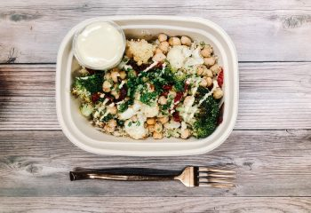 Broccoli + Cheeze Buddha Bowl